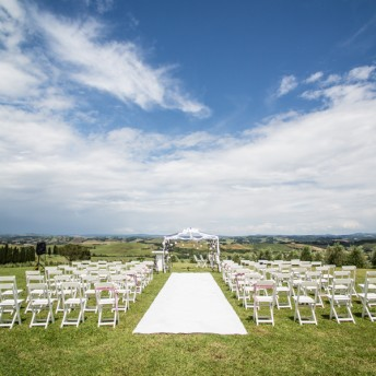 Wedding in Arbia, Tuscany